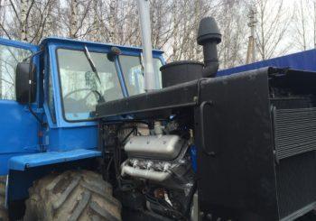 Выгодно: Трактор Т150К